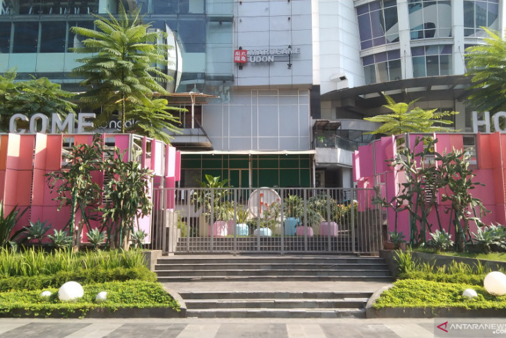 Jakarta's malls temporarily shuttered during Emergency PPKM