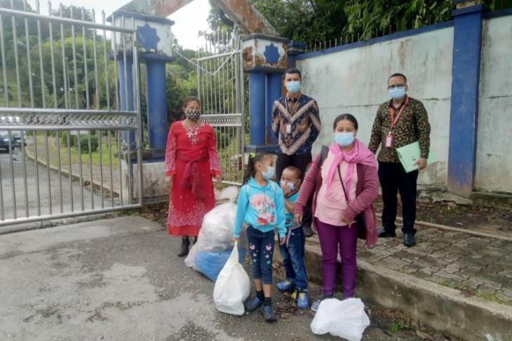 KJRI Kuching pulangkan empat WNI