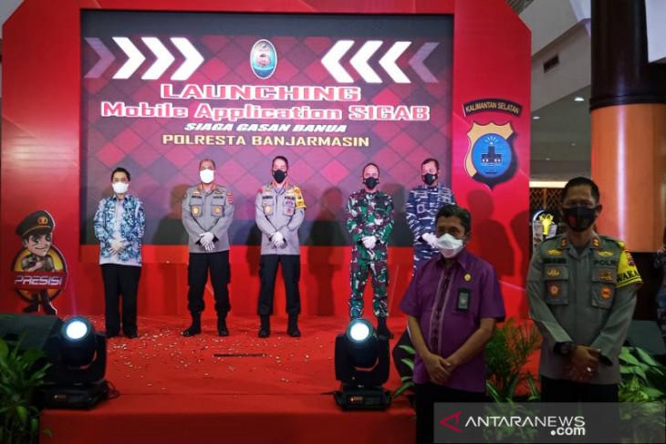 Polresta Banjarmasin permudah layanan kepada masyarakat melalui SIGAB