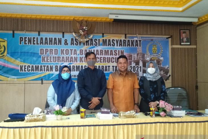 DPRD Banjarmasin: warga resah rencana PDAM naikan tarif
