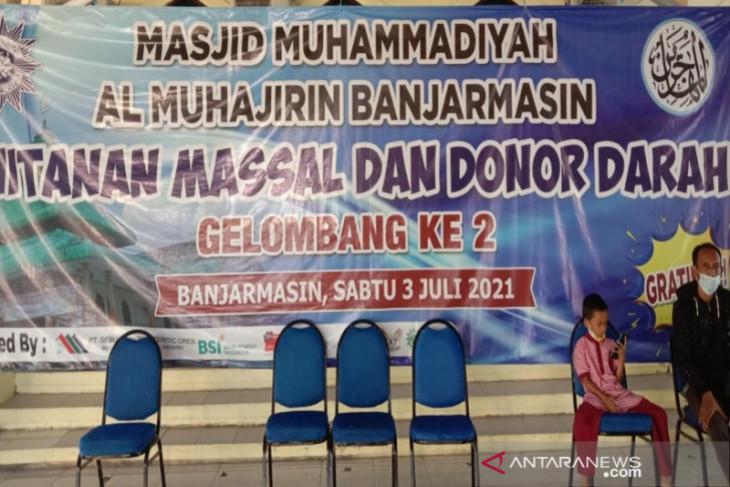 Muhammadiyah gelar sunatan massal gratis anak kurang mampu
