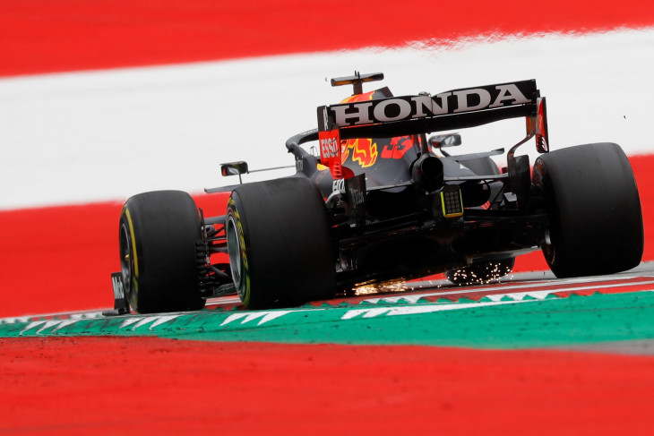 Formula 1, Honda bantah beri Red Bull mesin yang lebih bertenaga