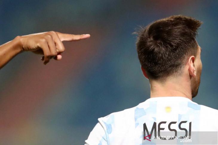 Liga Spanyol: Laporta klaim proses perpanjangan kontrak Messi berjalan lancar