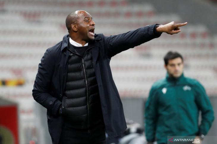 Crystal Palace tunjuk Patrick Vieira  sebagai pelatih baru