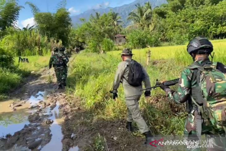 Kontak tembak dengan Satgas Madago Raya, dua anggota MIT Poso tewas