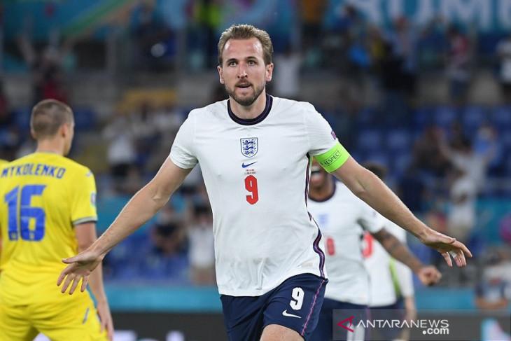 Harry Kane 'star of the match' saat Inggris vs Ukraina
