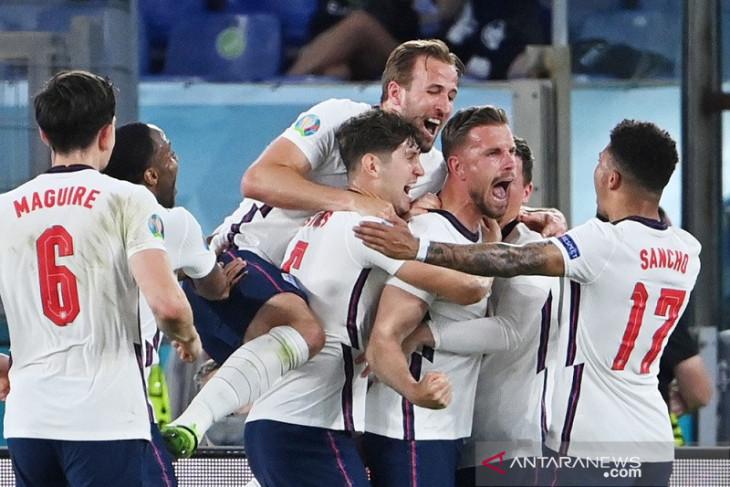 Euro 2020, Inggris