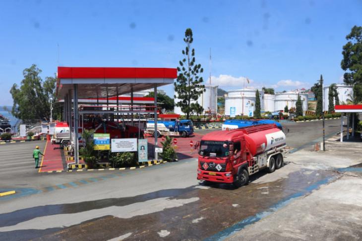 Konsumsi BBM ramah lingkungan di Ambon 82 persen  sukseskan PLB