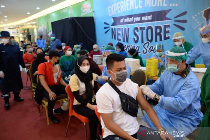 S Kalimantan's Korem 101 Antasari surpasses vaccination target
