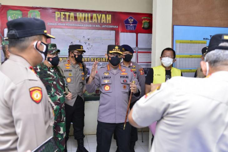 Kapolri tegaskan PPKM darurat itu untuk menjaga keselamatan rakyat