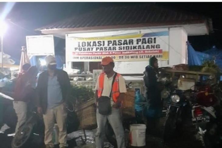 PD Pasar Sidikalang komitmen menata manajemen dan pasar di Dairi
