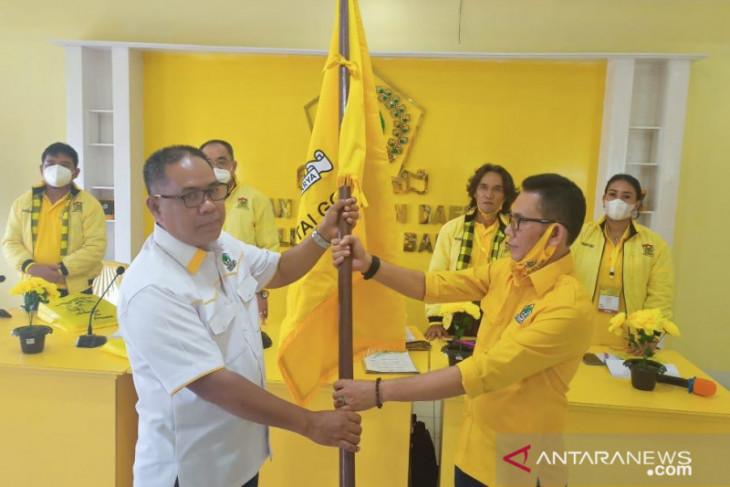 Musyawarah Daerah V Golkar Kabupaten Melawi tetapkan Mashur sebagai ketua