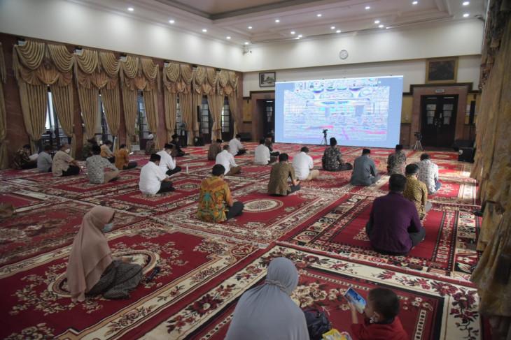 Sejumlah ormas keagamaan doakan Kota Surabaya terbebas dari COVID-19