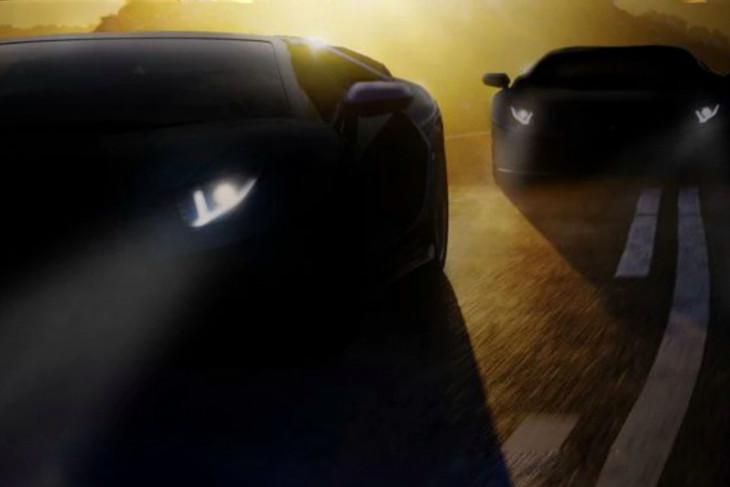 Lamborghini hadirkan teaser model baru pada 7 Juli