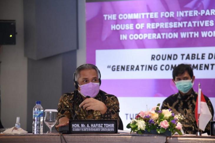 Anggota DPR soroti temuan BPK  adanya dugaan manipulasi data