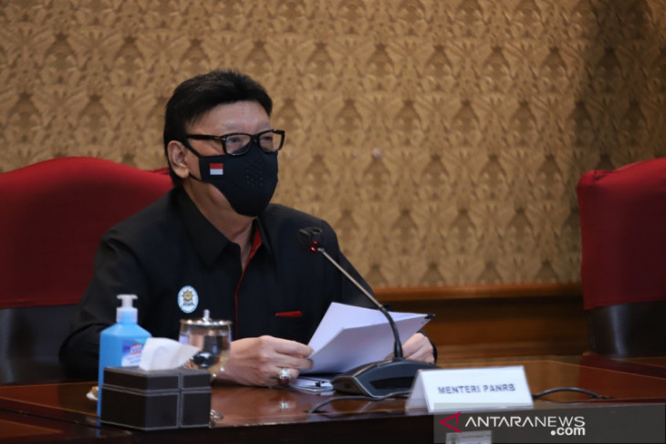 Menteri Tjahjo: ASN harus terlibat proaktif penanggulangan COVID-19