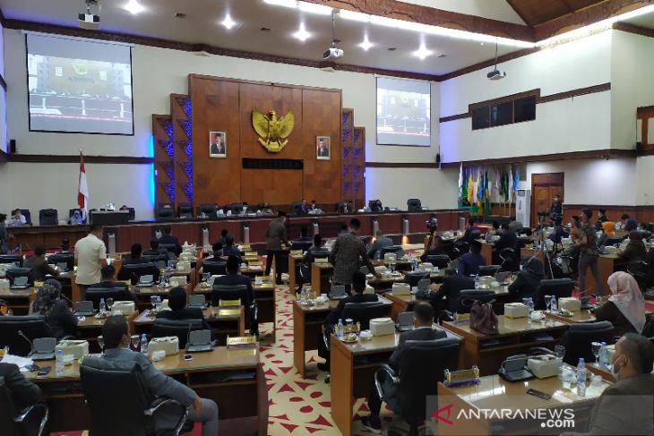 Paripurna DPRA tentang pilkada batal karena belum difasilitasi Kemendagri