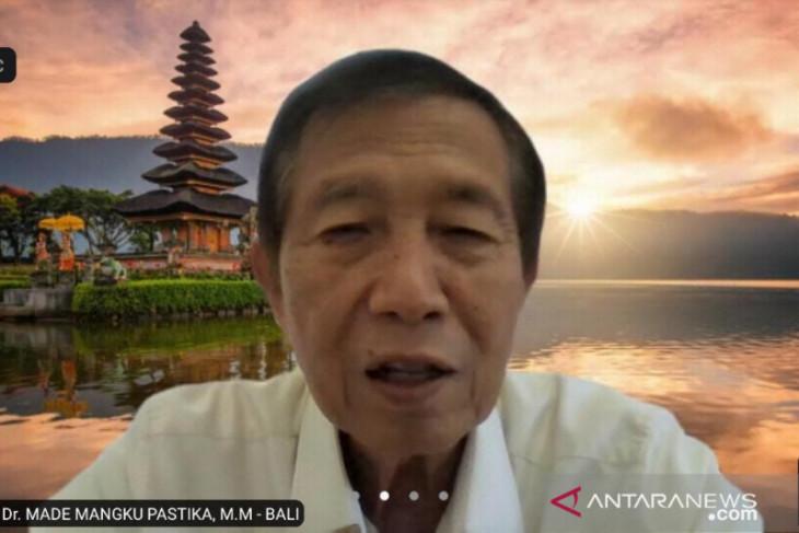 Anggota DPD: Pandemi dorong warga Bali kembali tekuni pertanian