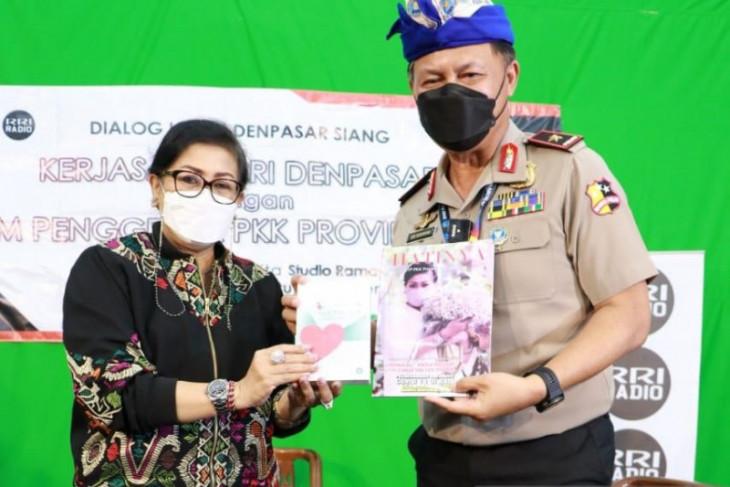 PKK Bali: Cegah anak terjerumus narkoba dengan komunikasi