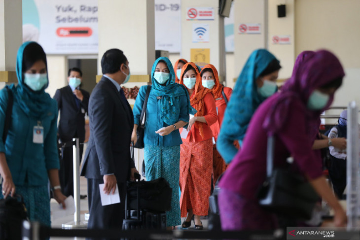 Angkasa Pura usulkan penempatan Satgas COVID-19 di Bandara SIM