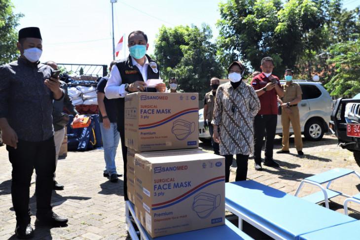 Kemensos bantu 250 tempat tidur untuk RS Lapangan Tembak Surabaya