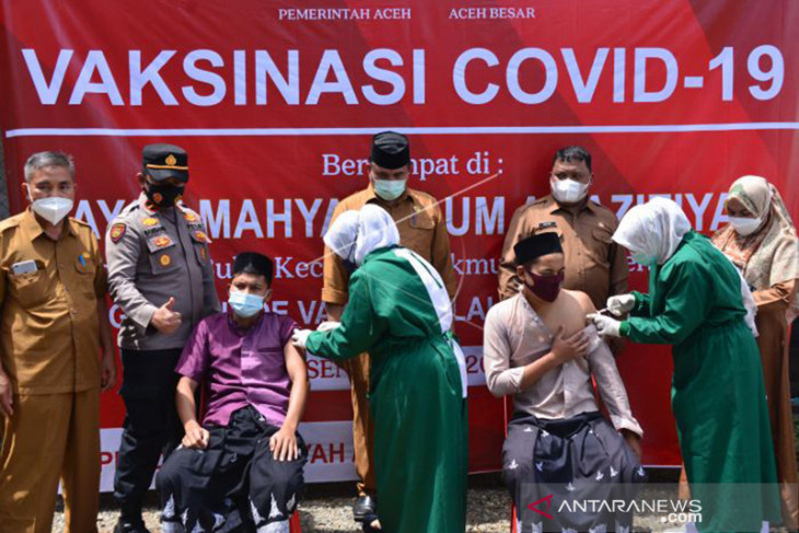 IDI Aceh: Minum air kelapa untuk hilangkan efek vaksin tidak rasional