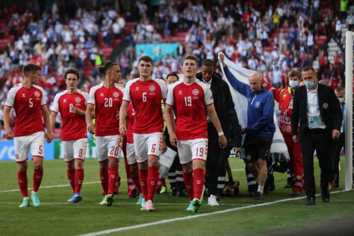 UEFA undang Christian Eriksen dan paramedis tonton final Euro 2020