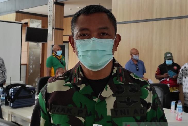 3 prajurit terluka dalam kontak tembak dengan KSB di Yall