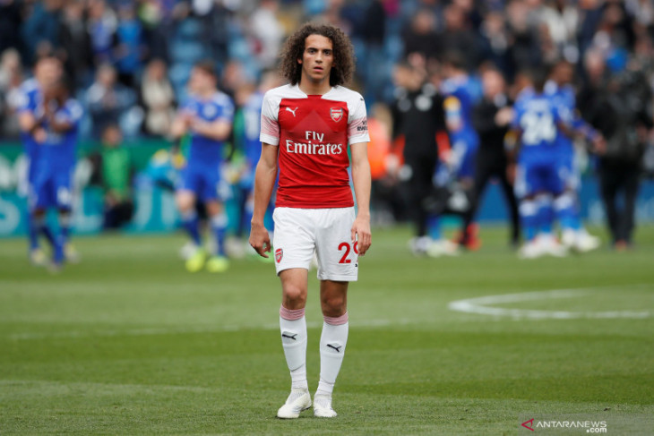 Marseille  pinjam Matteo Guendouzi dari Arsenal