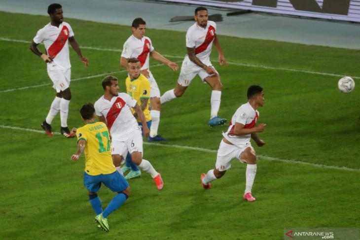 Menang tipis 1-0 atas Peru, Brazil ke final Copa America