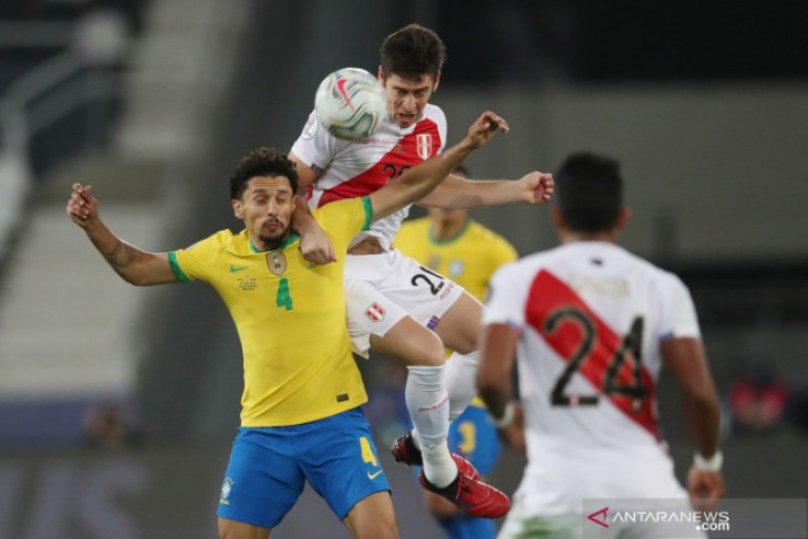 Copa America 2021: Barzil melaju ke babak final