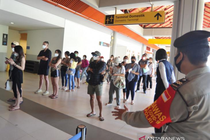 Bandara Ngurah Rai layani vaksinasi COVID-19 untuk calon penumpang