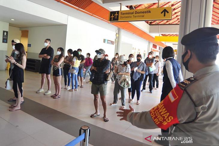 Bandara I Gusti Ngurah Rai integrasikan dokumen kesehatan dengan
