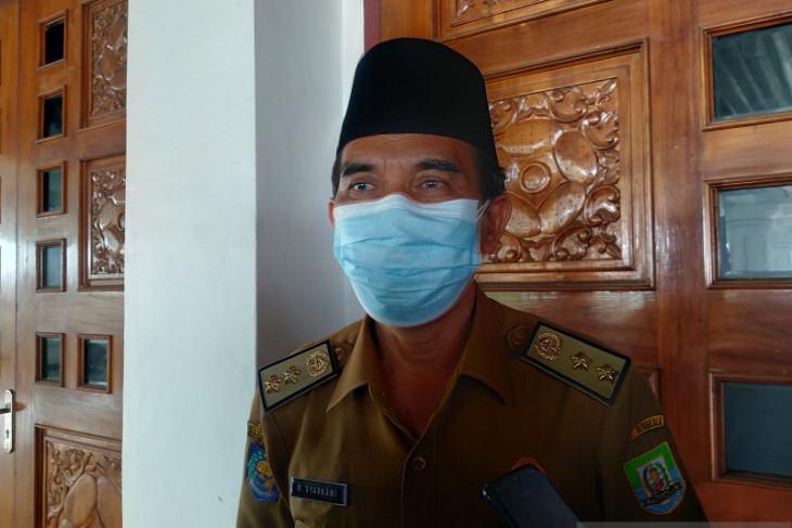 Presiden kurban sapi seberat 780 kilogram di Bengkulu