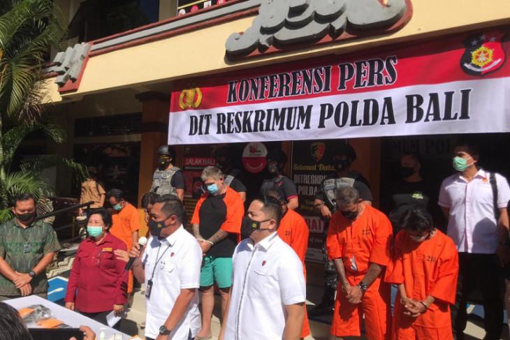 Polisi Bali tahan WNA Rusia yang peras pengusaha Uzbekistan