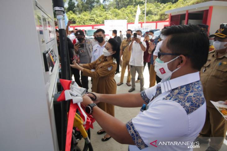 Karolin minta Pertamina penuhi kebutuhan BBM di Kabupaten Landak
