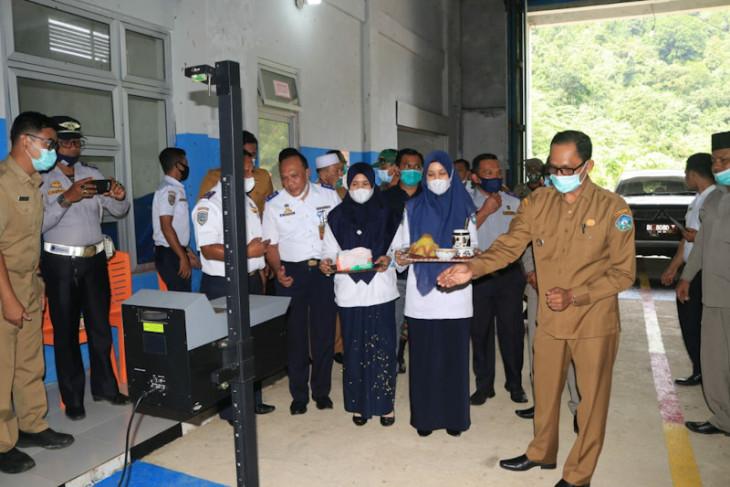 Aceh Selatan miliki gedung pengujian kendaraan bermotor