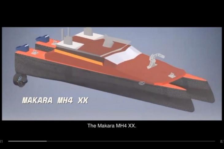 Tim AMV UI raih Juara 3 pada kompetisi kapal internasional