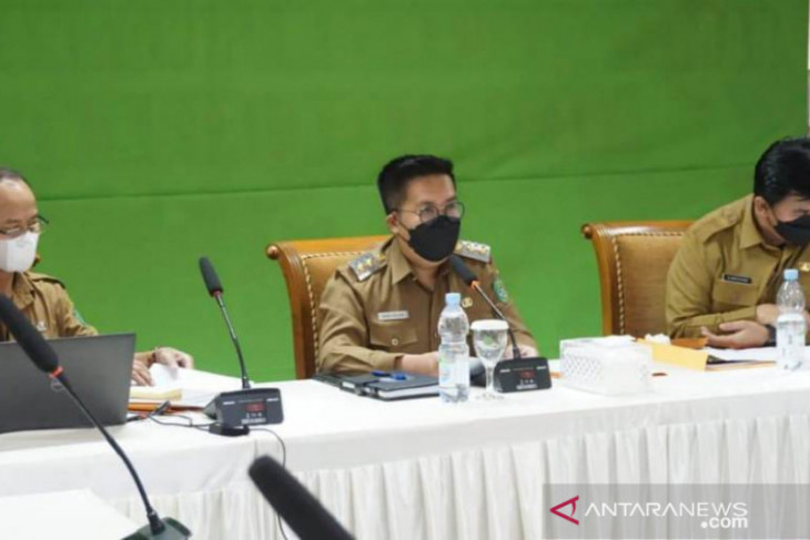 Pemkab Kukar evaluasi RKPD 2021 guna maksimalkan  anggaran pembangunan