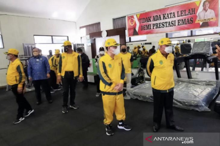 KONI Kaltim mulai lakukan pemusatan latihan menuju PON Papua