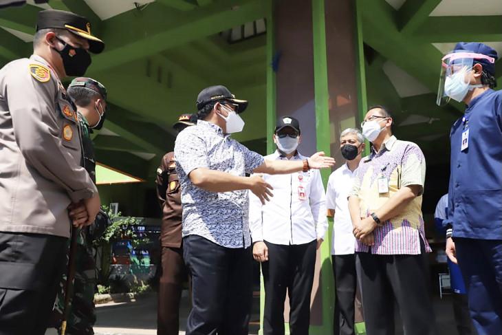 Masuk zona merah, Pemkot Malang siapkan rumah sakit darurat COVID-19