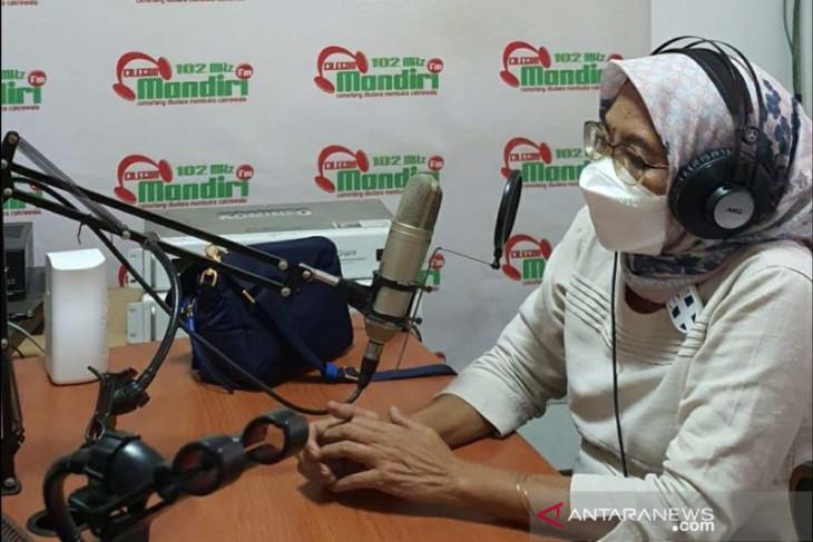 PMI Cilegon Sosialisikan Pentingnya Donor Darah di Masa Pandemi