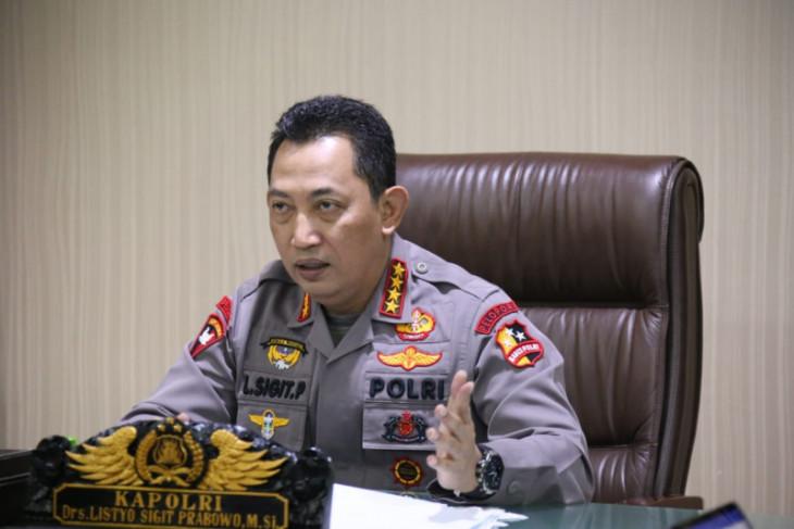 Kapolri: Sinergitas TNI-Polri harga mati untuk wujudkan Indonesia maju