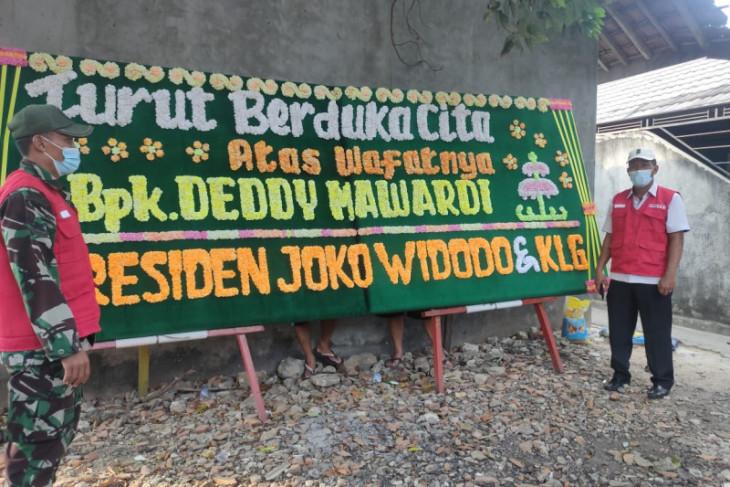 Sekjen Seknas Jokowi meninggal dunia akibat terpapar COVID-19
