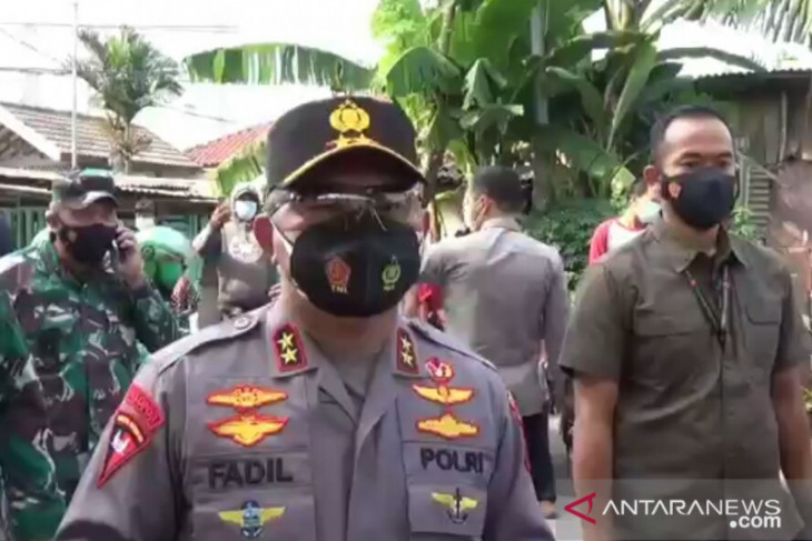Polda Metro Jaya kerahkan 150 personel ke Lapas Tangerang