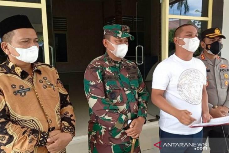 Jumlah pasien COVID-19 di Tapteng 59 orang, 200 kamar isolasi disiapkan