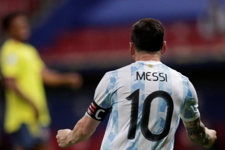 Lionel Messi: lawan Brazil dan Neymar jadi laga yang sulit