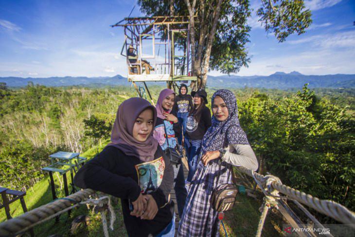 Kalsel siapkan kunjungan wisata 2022 dorong percepatan ekonomi