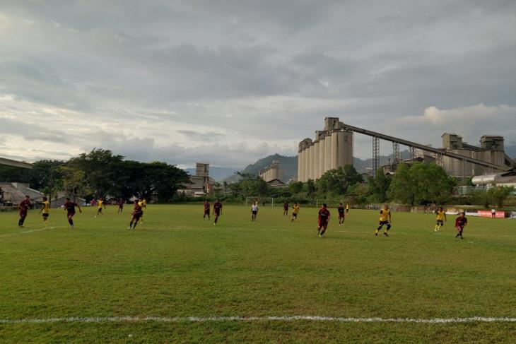 Semen Padang FC matangkan persiapan gelar uji coba dengan tim lokal