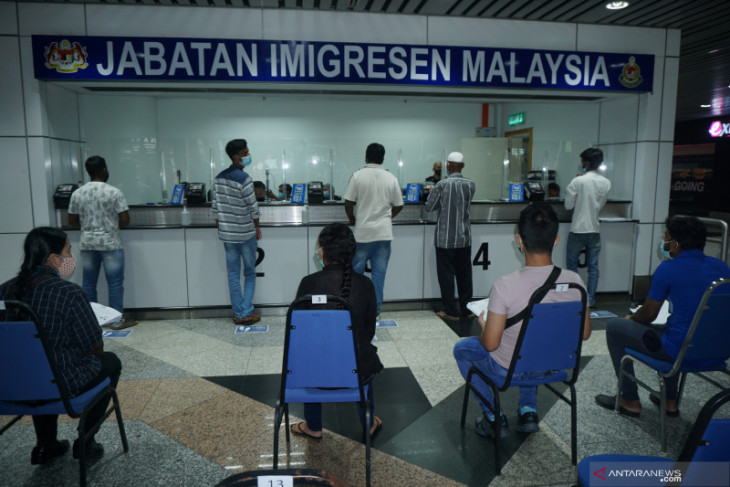 Pekerja Indonesia di Malaysia diselamatkan dari kerja paksa